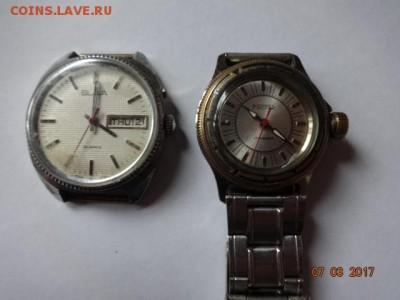 Часы механические Слава и Восток, до 6.07.17 г 22-30 Мск - Часы Слава и Восток (1).JPG
