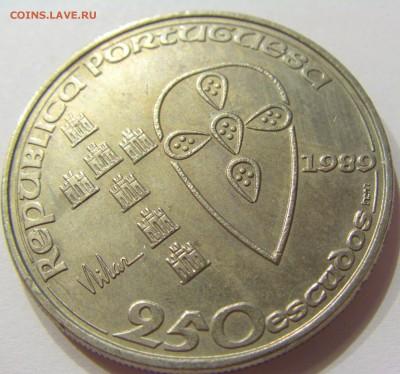 250 эскудо 1989 250 лет Португалия №2 14.07.2017 22:00 МСК - CIMG8714.JPG