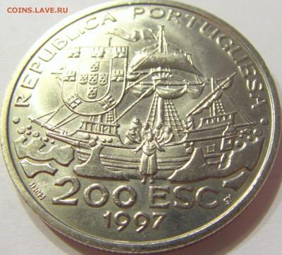 200 эскудо 1997 Хавьер Португалия №1 14.07.2017 22:00 МСК - CIMG8726.JPG