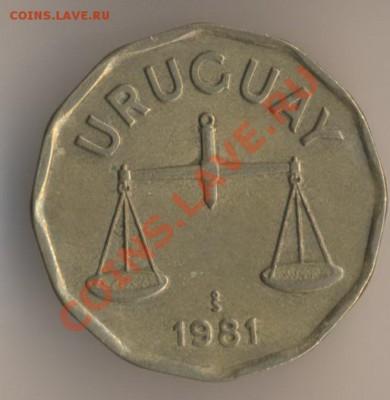 Уругвай. - 28