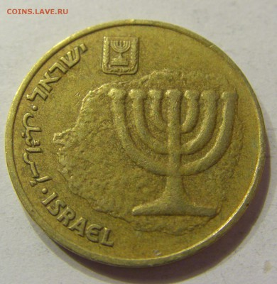 10 агорот 1985 Израиль 15.07.2017 22:00 МСК - CIMG6958.JPG