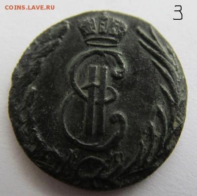 четыре сибирских монеты, от полушки до копейки - IMG_0392.JPG