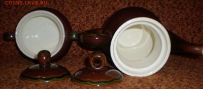 Чайник+сахарница Конакова, советские - P1010028.JPG