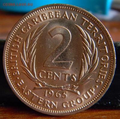 2 цента карибы UNC 1965 - DSCN1164.JPG