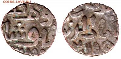 Делийский Султанат Туглакиды 4 гани 1322 СЕРЕБРО до 13.08 - 60736391
