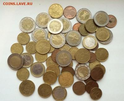 Солянка 32 евро ниже курса 2 и 1 евро 50 10 20 евроценты 57ш - 32_2_evro_po_kursu_50_10_20_evrocentov_kipr_italija_finljandija_germanija_francija_avstrija_belgija_ispani