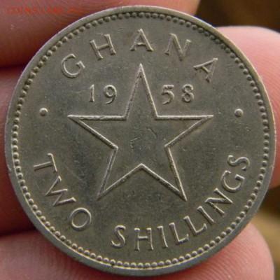 2 шиллинга Гана 1958 - DSCN1210.JPG