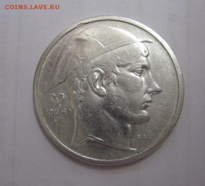 50 франков Бельгия 1951 до 30.08.17 - IMG_2939.JPG