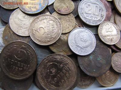 177 чищеных монет СССР с 1931 по 1957 года - IMG_0029-min.JPG