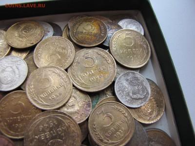177 чищеных монет СССР с 1931 по 1957 года - IMG_0027-min.JPG