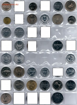 Монеты мира по ФИКСУ - до 05.09 - страница-ФАО