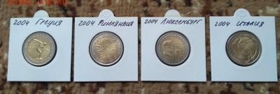 Юбилейные 2 евро 2004 UNC до 15.09 22:00 - 2004-1