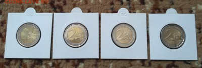 Юбилейные 2 евро 2004 UNC до 15.09 22:00 - 2004-2