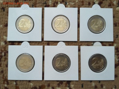 Юбилейные 2 евро 2005 UNC до 15.09 22:00 - 2005-2