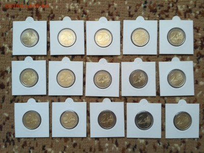 Юбилейные 2 евро 2016 UNC до 15.09 22:00 - 2016-1