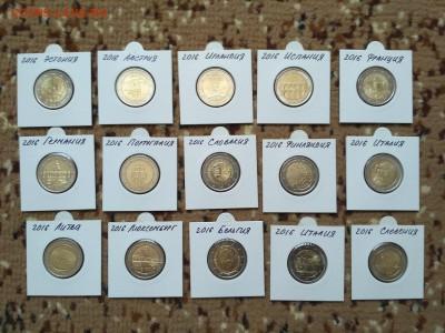 Юбилейные 2 евро 2016 UNC до 15.09 22:00 - 2016-2