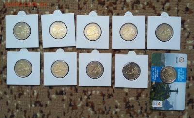 Юбилейные 2 евро 2016 UNC до 15.09 22:00 - 2016-3