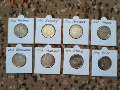 Юбилейные 2 евро 2012 10 лет обращению UNC до 15.09 22:00 - 2012-1 обращ