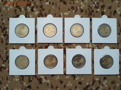 Юбилейные 2 евро 2012 10 лет обращению UNC до 15.09 22:00 - 2012-2 обращ