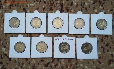 Юбилейные 2 евро 2012 10 лет обращению UNC до 15.09 22:00 - 2012-4 обращ