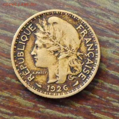 ФРАНЦ. КАМЕРУН - 1 франк 1926 с 200 до 22.09, 22.00 - Франц. Камерун 1 франк 19261