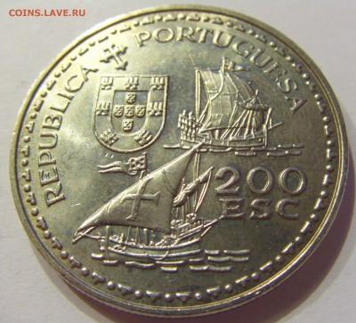 200 эскудо 1994 Генрих Португалия №2 23.09.2017 22:00 МС - CIMG2769.JPG
