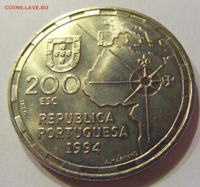 200 эскудо 1994 Мундо Португалия №2 23.09.2017 22:00 МС - CIMG2785.JPG