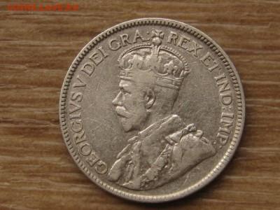 Ньюфаундленд 25 центов 1919 до 19.09.17 в 22.00 М - IMG_4335.JPG