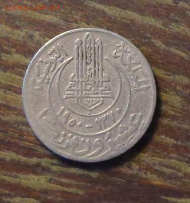 ТУНИС - 20фр. 1950 до 24.09, 22.00 - Тунис 20 франков 1950 -1