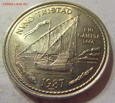 100 эскудо 1987 Тристао Португалия №2 24.09.2017 22:00 - CIMG3626.JPG