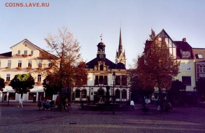 Нотгельды. - Ратуша , построенная в 1827году. фото BenutzerCrux