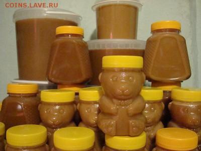 Севший гречишный мёд. - 6.JPG