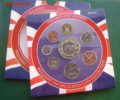 Шайба крона Биметалл набор Фолклендские острова 1999 - s-l1600 %25286%2529