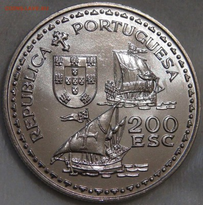 200 эскудо 1994 Корабль Генри НАВИГАТОР до 12.10.17 (22-30) - DSC02760.JPG