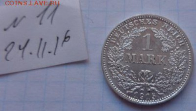 1 марка 1915 г D  Германия  №9  до   21-35 мск   12.10 - DSC06736.JPG