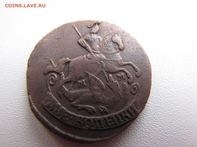 2 копейки 1767 года ММ перечекан - IMG_0002-min (2).JPG