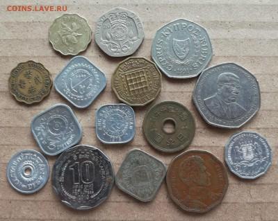 15 монет необычной формы - IMG_20171021_090816