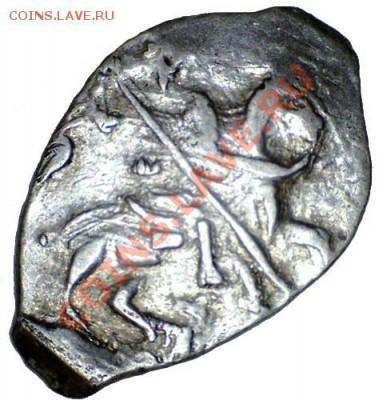 Монеты после реформы Елены Глинской... - 11020616480016530406