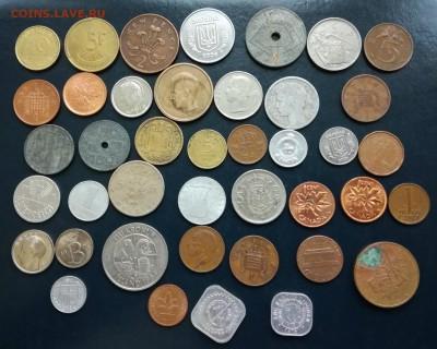 190 монет мира без повторов - IMG_20171022_163545