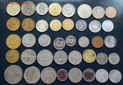 190 монет мира без повторов - IMG_20171022_154527