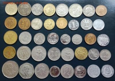 190 монет мира без повторов - IMG_20171022_154206