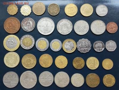 190 монет мира без повторов - IMG_20171022_153413