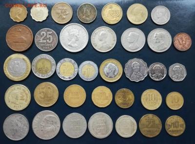 190 монет мира без повторов - IMG_20171022_153107