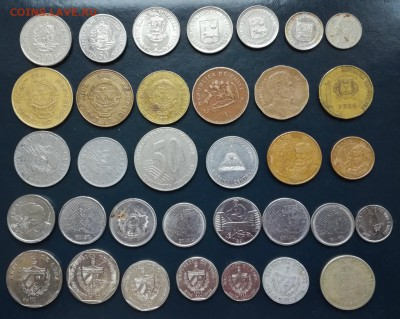 190 монет мира без повторов - IMG_20171022_141648