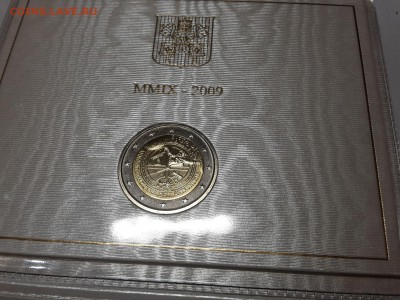 2 евро Ватикан 2009 Международный год астрономии буклет - 2017-10-30 19.43.51