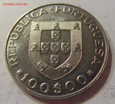 100 эскудо 1983 год инвалидов Португалия №1 11.11.17 22:00 - CIMG9888.JPG