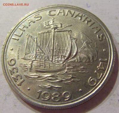 100 эскудо 1989 Канары Португалия №2 11.11.17 22:00 - CIMG9927.JPG