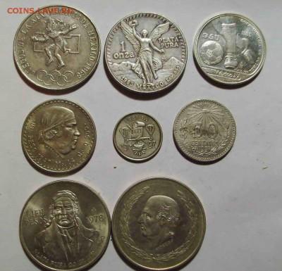 Монеты Мексики.Серебро.Продам. - PICT0012_новый размер_exposure.JPG