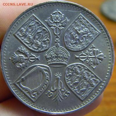 5 шиллингов Британия 1953 - DSCN1781.JPG