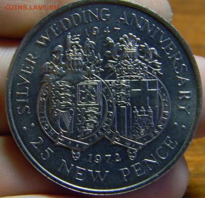 25 пенсов Гибралтар 1972 - DSCN1784.JPG